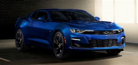 Bumblebee Camaro Previewed 2019 Chevy Camaro  Gm Authority