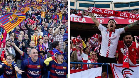 Barcelona vs Sevilla: Así sonó el himno de España antes de