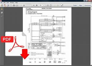 Subaru Forester Workshop Wiring Diagram 2968 Cnarmenio Es
