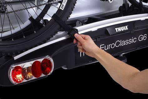 thule 929 euroclassic g6 thule euroclassic 929 g6 3 bike carrier free shipping