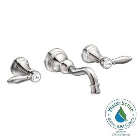 moen adler 2 spray 1 handle shower only faucet with valve