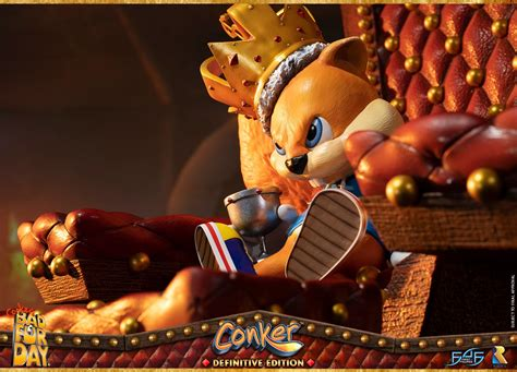 conker conkers bad fur day conker definitive edition