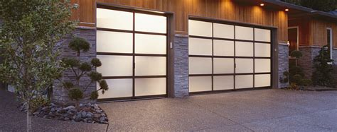 glass garage doors environmentally friendly archives deluxe door systems