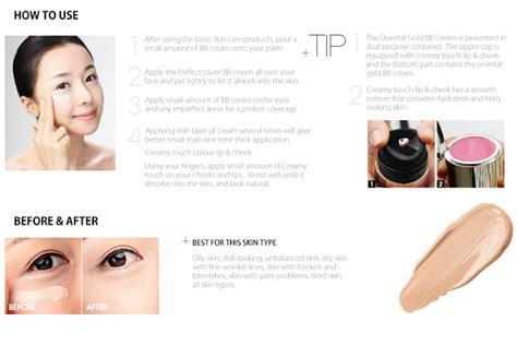 Ekiblog Com Skin Oriental Gold Bb Cream Review