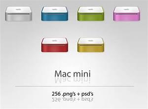 Mac mini Dock Icons by User-DA on DeviantArt