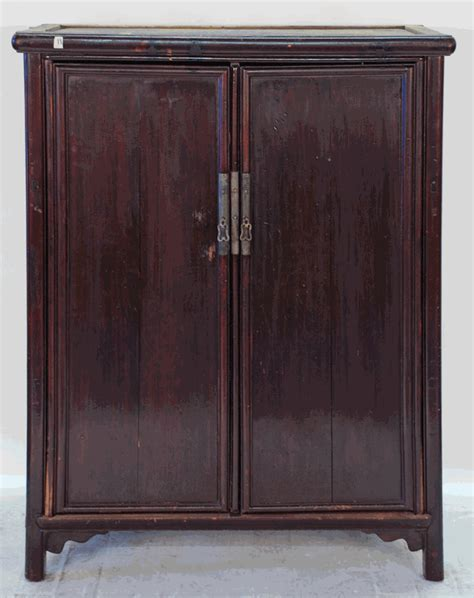 Antique Asian Furniture Mingstyle Armoire Cabinet From