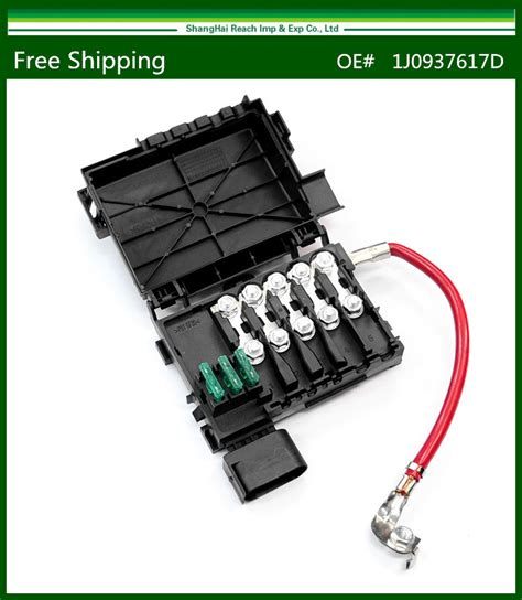 aliexpress buy new fuse box battery terminal for