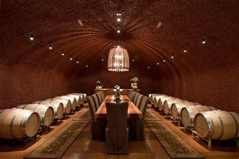 wine cave contemporary wine cellar san francisco