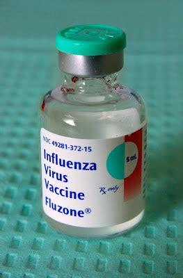 cuidado  vacuna contra la influenza