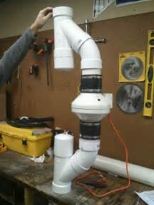 How To Replace Ceiling Fan by Man S Man 101 Installing A Radon Mitigation System