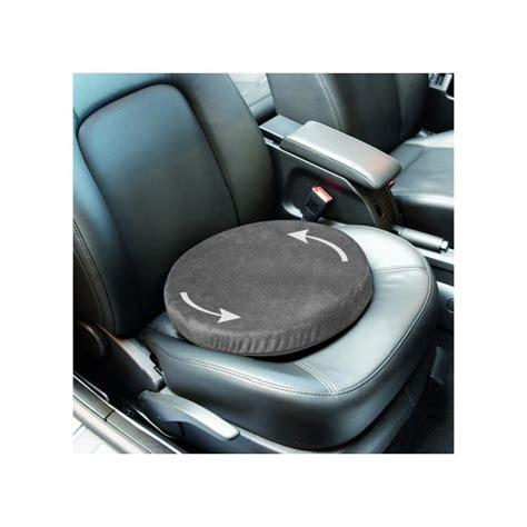 coussin pivotant pour siege auto coussin rotatif 360 aménagement véhicule handicap