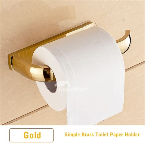 modern polished chrome rose gold wall mounted toilet