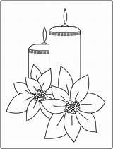 Coloring Candle Kerzen Candles Ausmalbilder Desenhos Malvorlagen Google Number Dot Template Drawing Clipart Colorir Mici Cei Pentru Konabeun Printable Colors sketch template