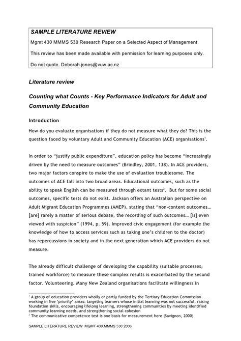 sample article review  format homework sample