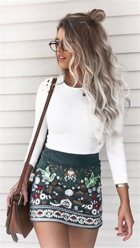 Fabulous Spring And Summer Outfit Ideas For 2018 24 - Trendwear4you.com