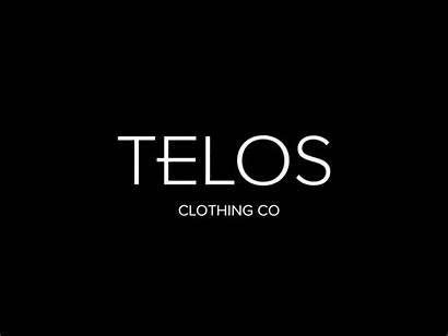 Animated Clothing Telos Logos Animation Company Cool