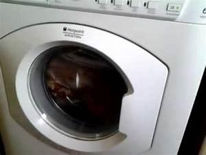 Hotpoint Ariston Waschmaschine : hotpoint ariston arxl 108 1 parte youtube ~ Frokenaadalensverden.com Haus und Dekorationen