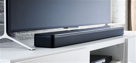 how to improve your hdtv s sound with a compact inexpensive sound bar