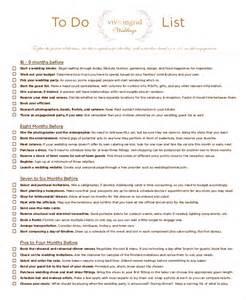wedding list to do 8 wedding to do list free sle exle format free premium templates