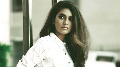 priya prakash varrier first film priya prakash varrier wins her first award for viral wink