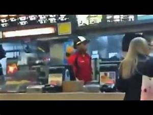Black McDonald's Worker Violently Beats White Woman While ...
