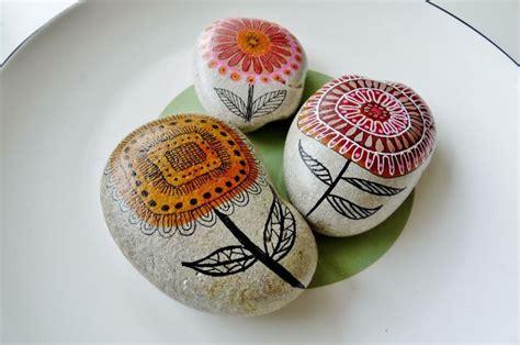 115 Besten Steine Bemalen Bilder Auf Pinterest Steine