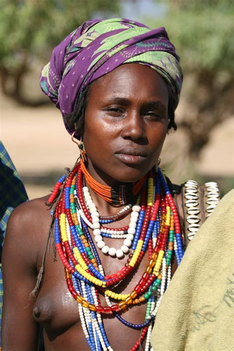 Girl Tribe Tsemay People The Ethiopian Ancient Warriors And Most