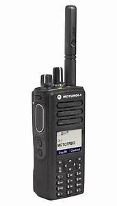 Motorola Mototrbo Dp4800e