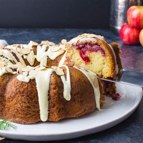 For this strawberry coffee cake recipe, you will want to use two cups roughly chopped fresh strawberries. Cranberry Coffee Cake with Leftover Cranberry Sauce   Garlic & Zest