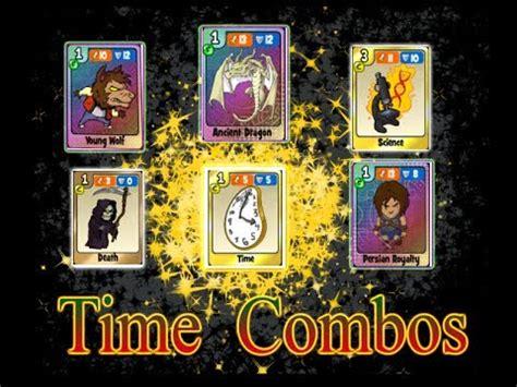 Time Card Combos  Lil' Little Alchemist Youtube