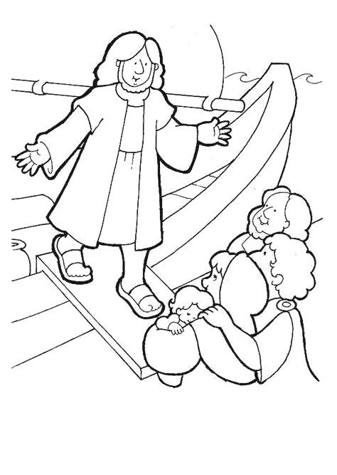 Apostle Paul Shipwrecked Coloring Pages