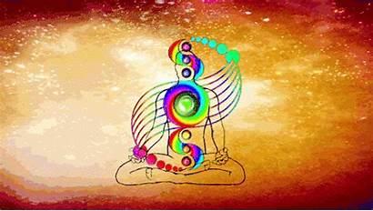 Chakras Dos Energias Vitais Despertar Animes Meditating