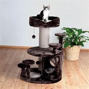 Arbre À Chat Pour Gros Chat : arbre chat avec arbre ~ Nature-et-papiers.com Idées de Décoration
