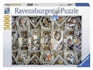 Puzzle Online Kaufen : sixtinische kapelle 5000 teile ravensburger puzzle online kaufen ~ Watch28wear.com Haus und Dekorationen