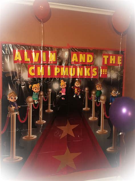 breathtaking alvin   chipmunks party