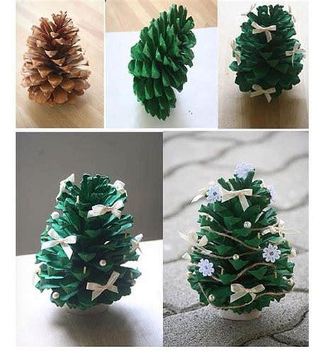 mini weihnachtsbaum basteln sch 246 ne diy ideen f 252 r weihnachten schoenstricken de