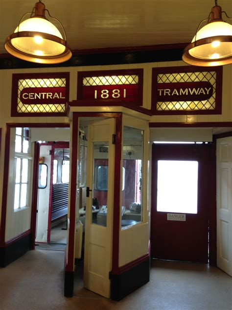 The central tramway Scarborough opened on August 1st 1880 ...