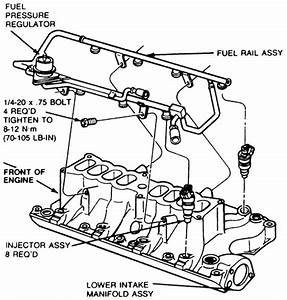 1990 Chevrolet Truck S10 Blazer 4wd 4 3l Tbi Ohv 6cyl