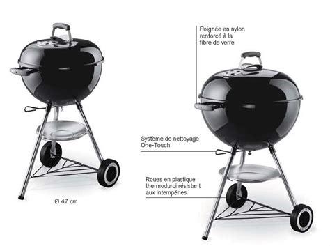 barbecue weber charbon mode d emploi