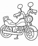 Coloring Motorbike Motor Bike Topcoloringpages Motorcycle Printable Sheet Chopper Mouse Motorbikes Children Motorcycles Dirt sketch template