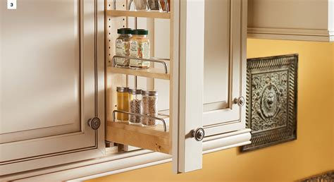 storage solutions    kitchen kraftmaid