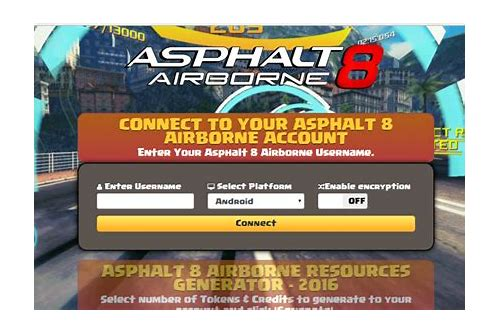 download asphalt 8 for android unlimited money
