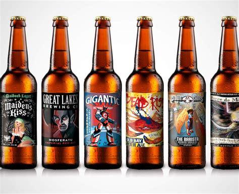 beer labels craft beer label art gentlemint