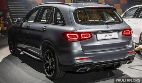 These engine performance figures are the same as the c200 and e200 which use the same powertrain and drivertrain. 2020 Mercedes-Benz GLC facelift in Malaysia - GLC200 and GLC300, new engines, MBUX, from RM300k