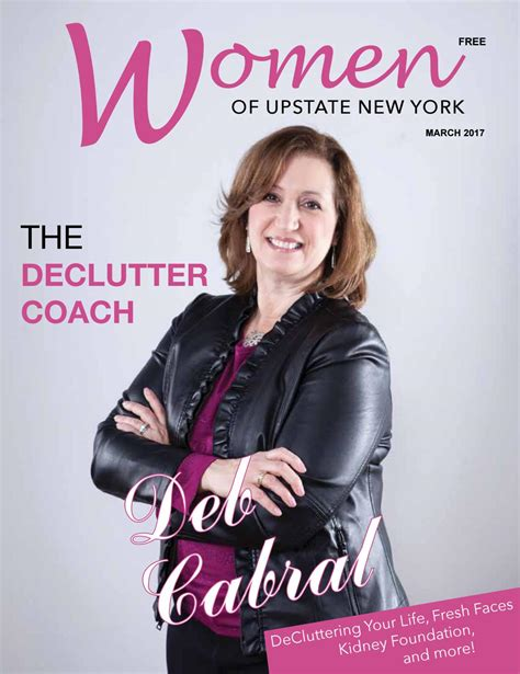 women  upstate  york march  issue  women