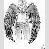 Fallen Angel Drawings | 1024 x 1221 jpeg 371kB