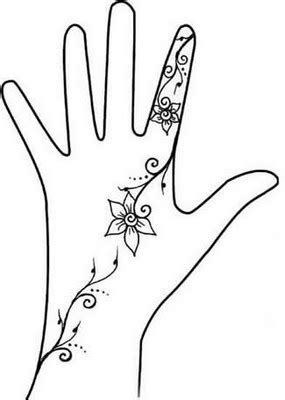 Pin by Jennifer Johnson on Style Flourishes | Henna designs, Henna designs easy, Beginner henna