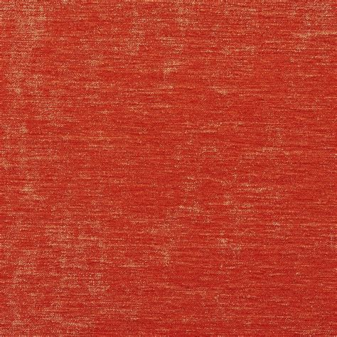 Bright Upholstery Fabric by Bright Orange Solid Shiny Woven Velvet Upholstery Fabric