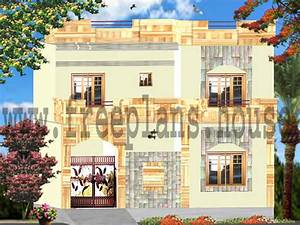 30×40 Feet / 108 Square Meters House Plan
