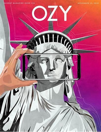 Sunday Magazine Ozy